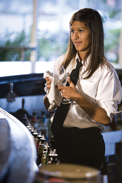 Behind the Bar: Washing your hands of it