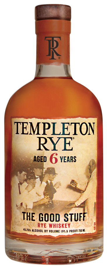 Templeton Rye Releases Limited Edition Expression