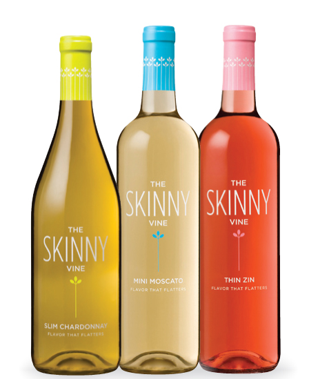 THE SKINNY VINE OFFERS LOW CAL WINE INDULGENCE