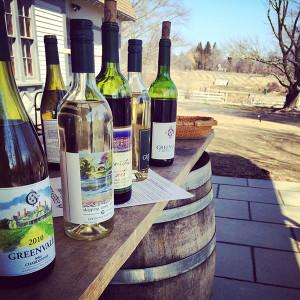 Greenvale Vineyards wine