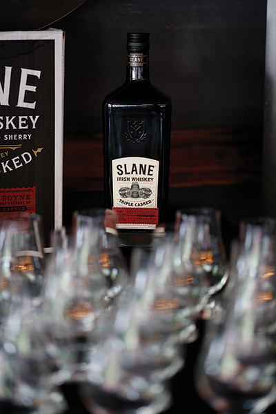 Brown-Forman Launches Slane Irish Whiskey