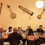"Guests gathered for ""In Vino Vietnam"" at Lan Chi's in Middletown on June 21."