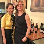 Chu Ngo, Co-owner, Lan Chi's Vietnamese Restaurant and Alycia Sandmeier, Sales Representative, Slocum & Sons.