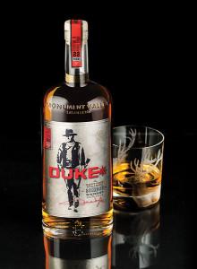 Duke Kentucky Bourbon