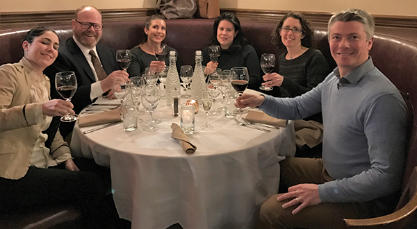 Slocum & Sons Hosts Poliziano Wine Dinner in Middlebury