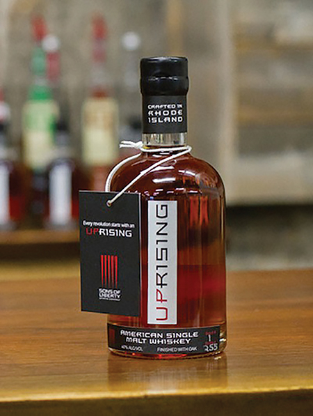 South Kingstown's Sons of Liberty Spirits Takes Consumer Awards