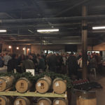 Guests during the Annual Whiskey Wonderland Holiday Bazaar.