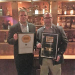 Mike Reppucci, Owner, Sons of Liberty Beer & Spirits Company and Chris Guillette, Partner, Sons of Liberty.