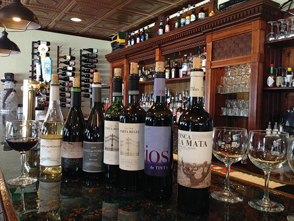 Grapes of Spain wine portfolio lineup.