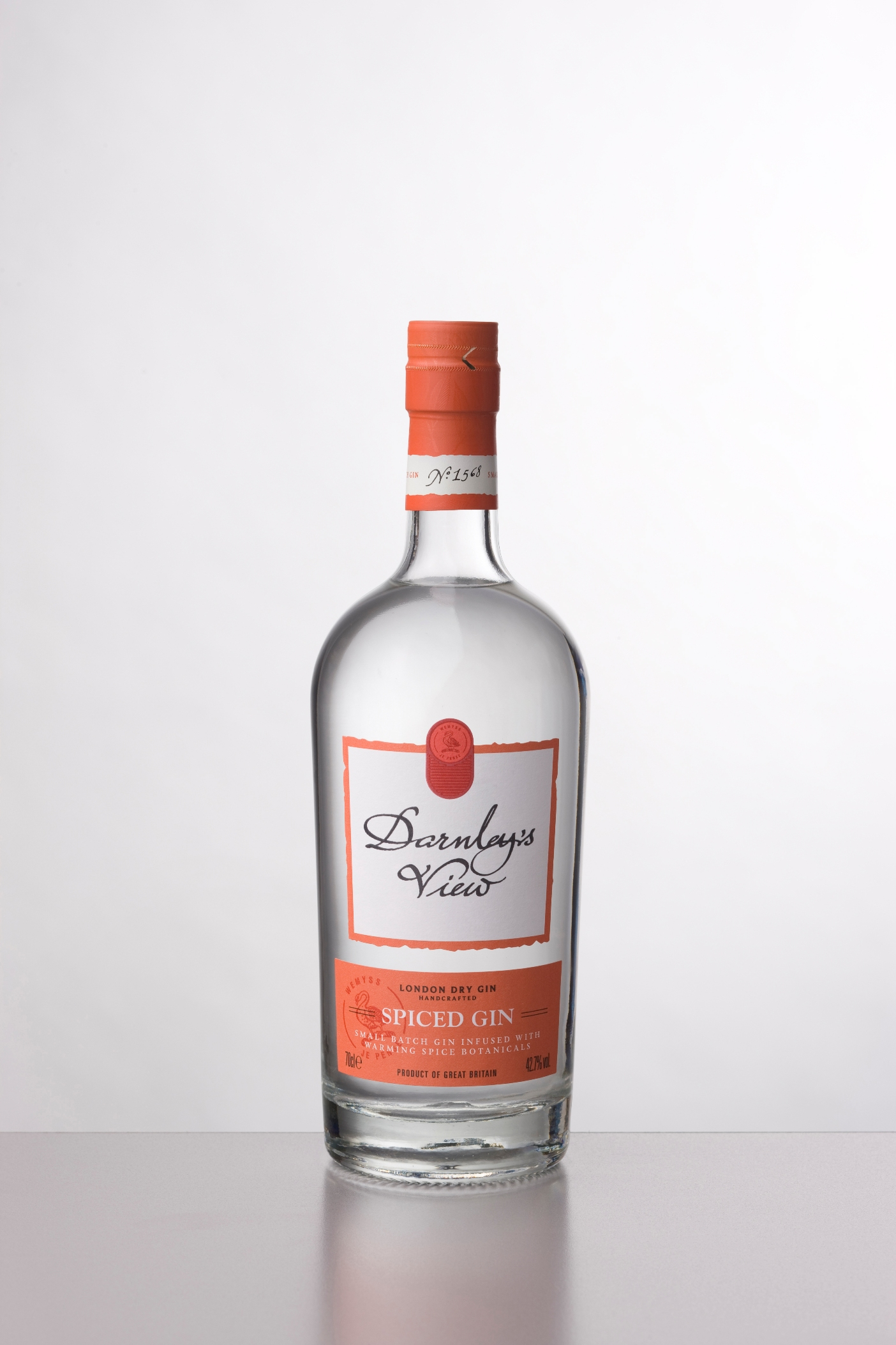 Darnley's View Pioneering In Spiced Gin
