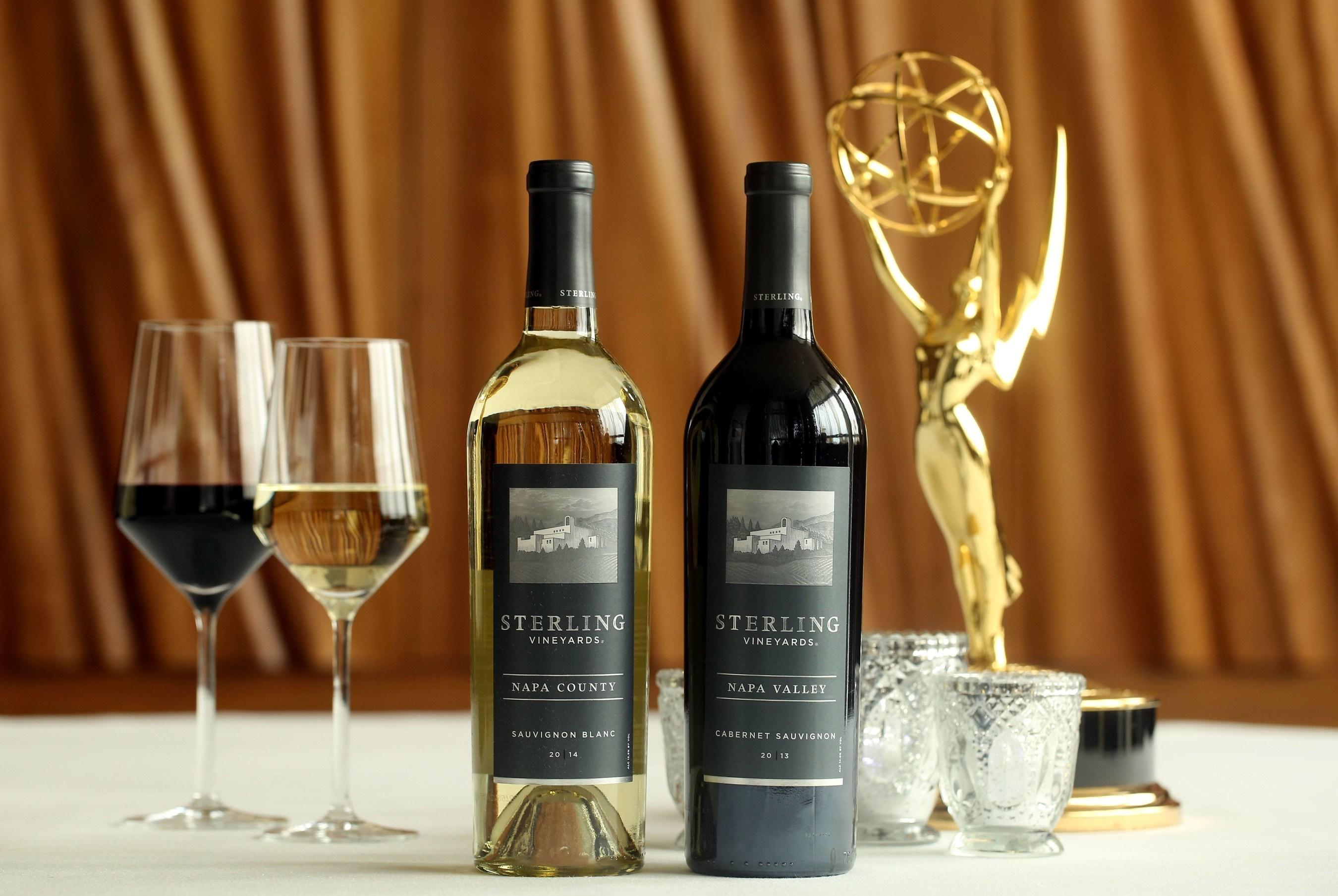 Sterling VineyardsTo Sponsor Emmy Awards