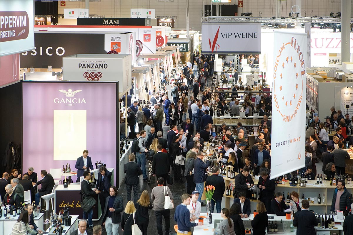 ProWein 2020 Postpones to Next Year Amid Coronavirus Spread