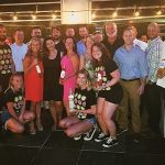Trade professionals during the Stoli Crushed industry launch at Sign of the Whale in Stamford on August 1.
