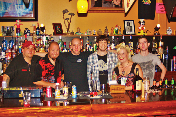 Sailor Jerry and Stomping Ground Welcome New Putnam Business