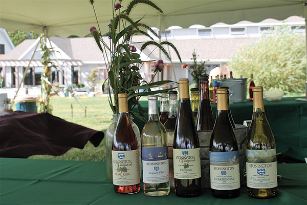 September 17, 2017: Stonington Vineyards Harvest and Food Festival