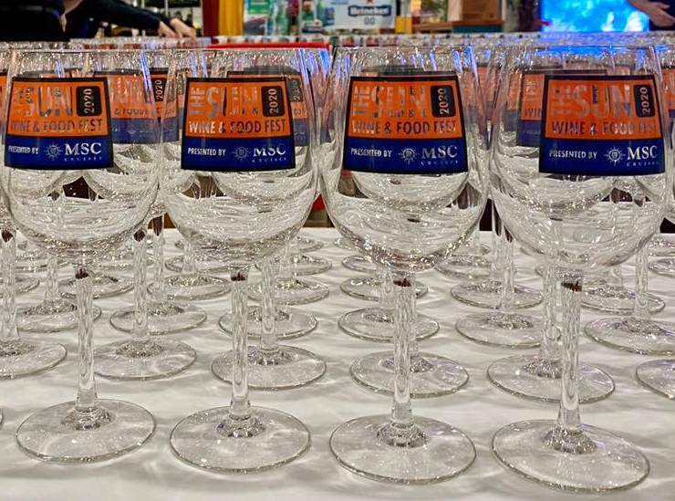 17th Annual Sun Wine & Food Fest Celebrated at Mohegan Sun