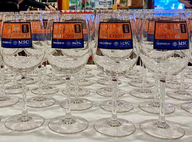 17th Annual Sun Wine & Food Fest Celebrated at Mohegan Sun