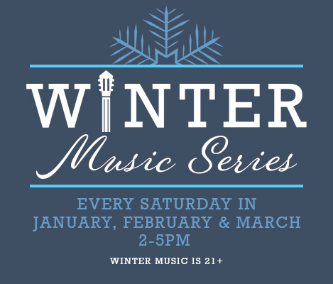 January-March 2020: Stonington Vineyards Winter Music Series