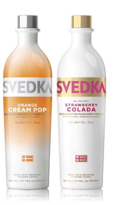 SVEDKA VODKA INNOVATES WITH  TWO NEW FLAVOR ADDITIONS
