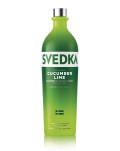 SVEDKA Cucumber Lime