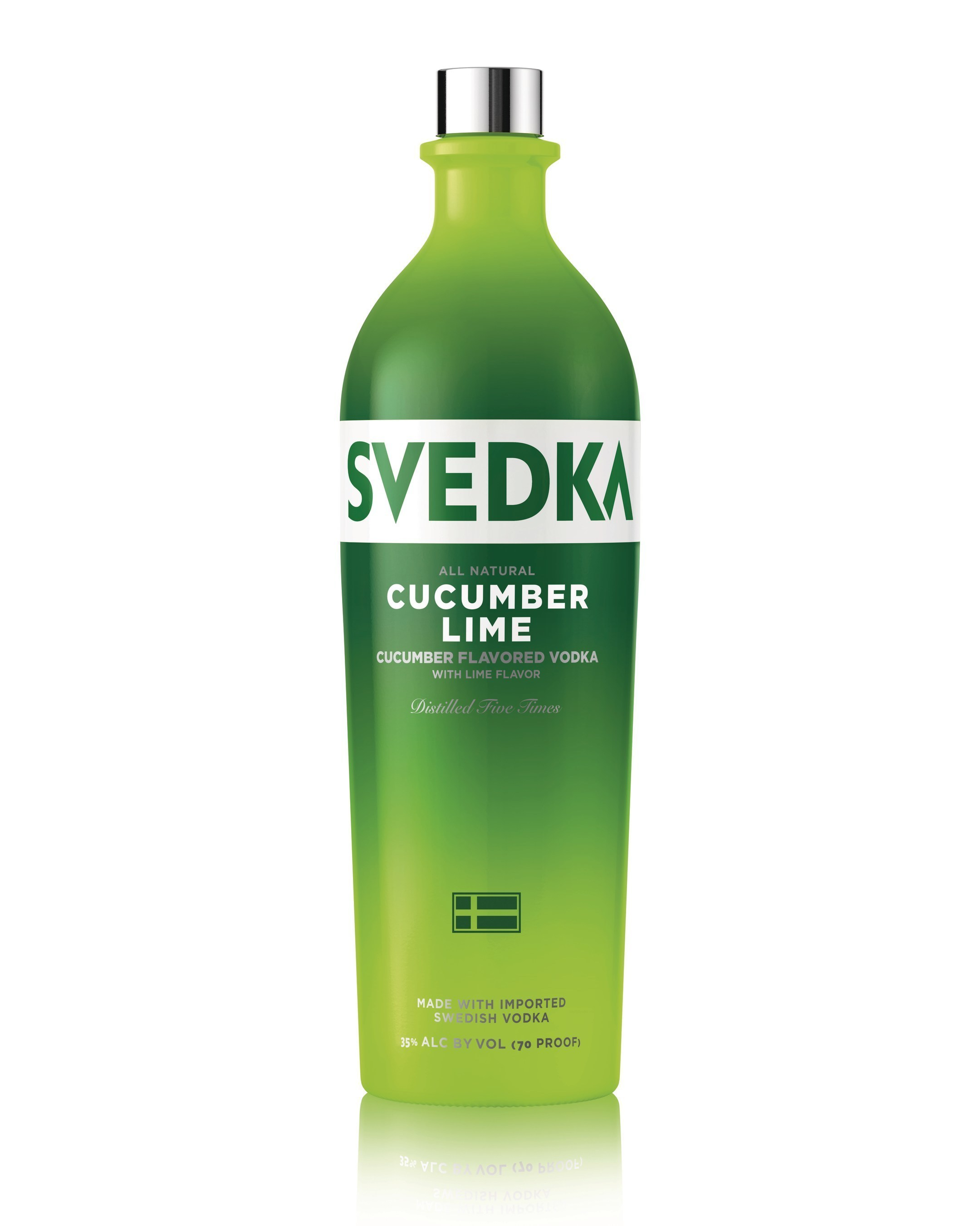 SVEDKA Releases Cucumber Lime Expression