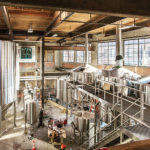 Isle Brewers Guild is located on 461 Main Street in Pawtucket an offers a 100-barrel brewhouse, tasting room, indoor and outdoor event spaces, along with classroom space and corporate offices. It's expected to open early 2017.