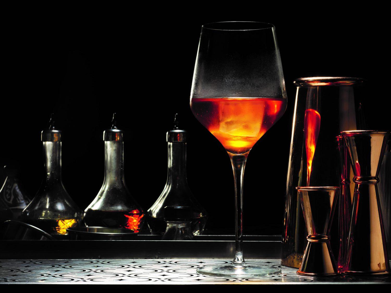 Tea Time…for Cocktails