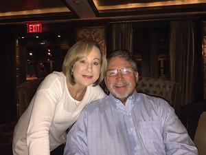 Bobbi and Bob Bacon.