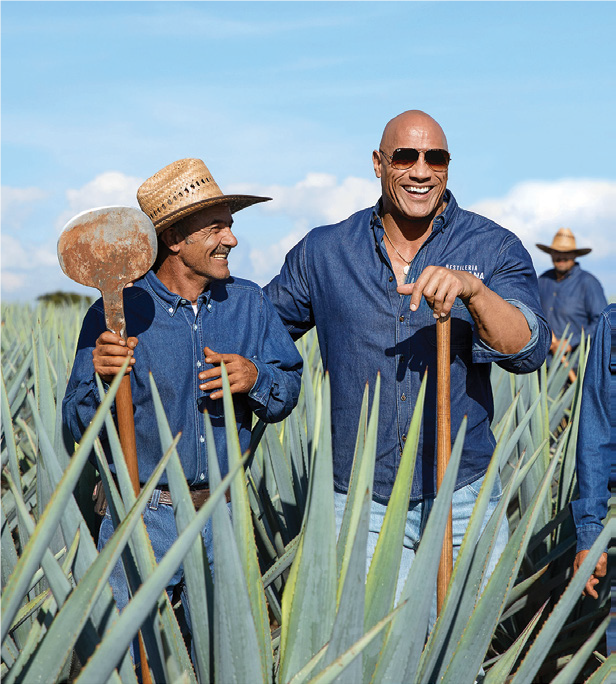 April 2021 Cover Story: Star-Powered Agave Brands