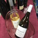 J Vineyards Pinot Gris and Whitehaven Sauvignon Blanc.