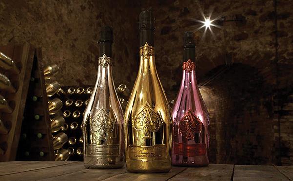 "Shawn ""Jay Z"" Carter Acquires Armand de Brignac Champagne"