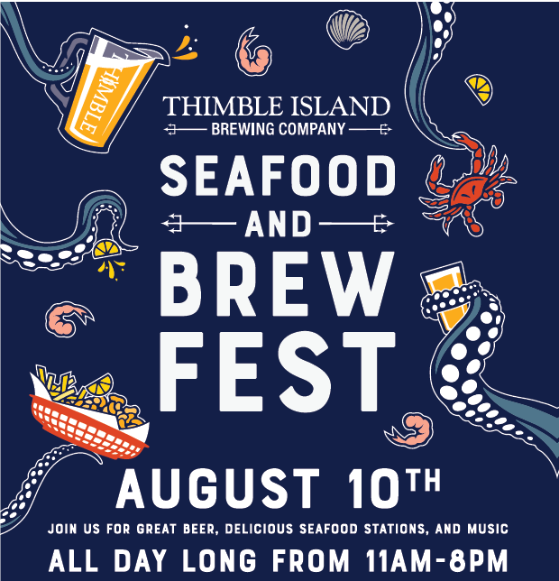 August 10, 2019: Thimble Island Seafood & Brew Fest