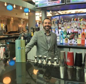 Nick Kabetso, Director of Beverage, Foxwoods Resort Casino.
