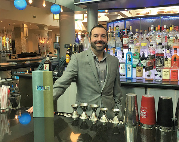 Local Chatter: Foxwoods' Nick Kabetso Talks Beverages