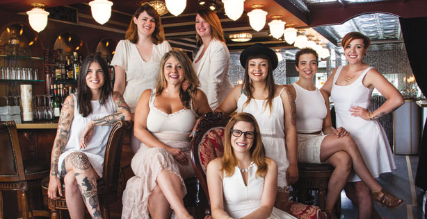 September Cover Story: Eight Bartenders Leading the Way
