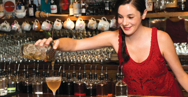 January Cover Story: The 21st Century Bartender