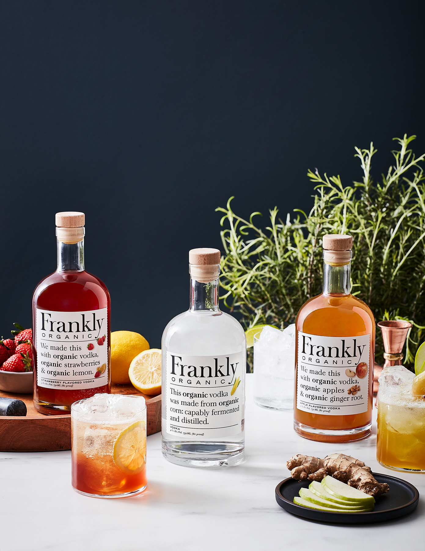 July Cover Story: Shifting Out of Neutral, Vodka Embraces Flavor