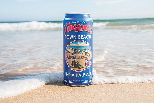 Narragansett's Town Beach IPA Returns for Summer Season