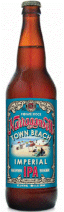 Narragansett Beer Introduces New Town Beach Imperial IPA