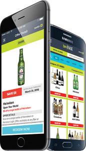 The bevRAGE app.