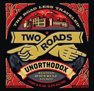 two roads unorthodox label
