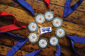 Two Roads took home eight medals at the Great International Beer & Cider Competition in Providence. Their wins spanned over a variety of categories from Fruit Lambic style beer to Red Ales.