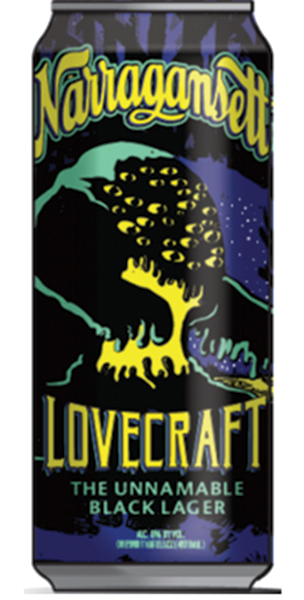 Narragansett Releases Sixth Beer in Lovecraft Chapter Series