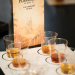 Plantation Rums for tasting featured vintages from the Signature Blends and Classic Bar lines.