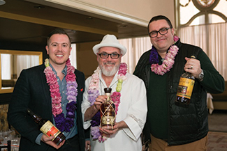 USBG RI Hosts Plantation Rum and Tiki Cocktail Event