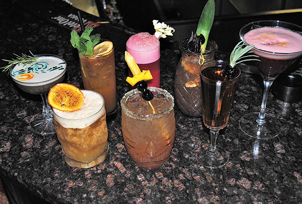 USBG CT Bartending Competition Series Stirs Up More Winners