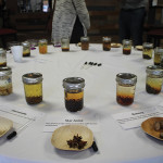At Waypoint Spirits, USBG CT chapter members got the hands-on experience of making their own gin by testing different botanicals.