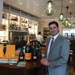 Daniel Maeso, Business Development Manager Northeast, Moet Hennessy USA. Photo Courtesy Blaise Pope.
