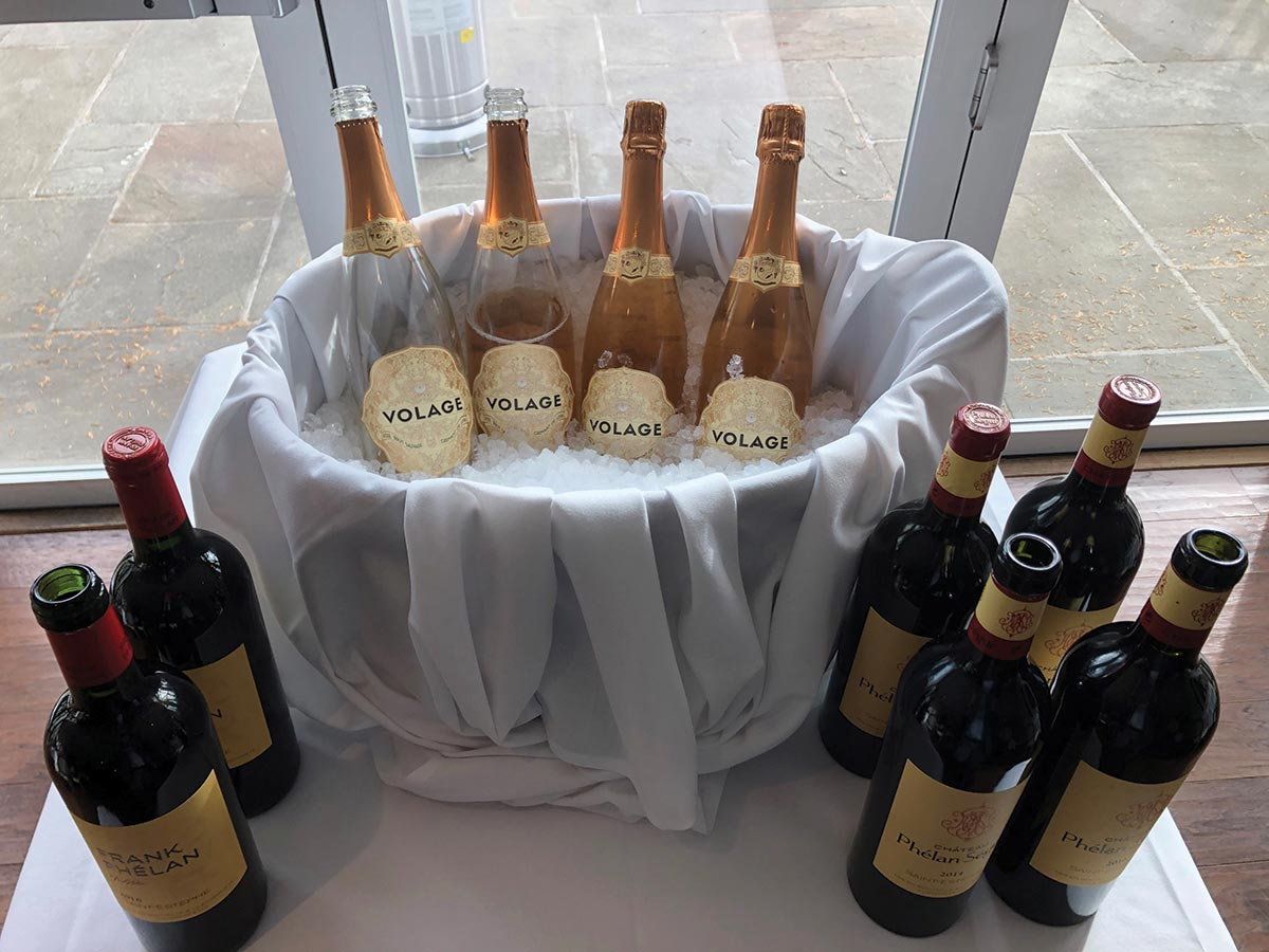 French Wines Highlighted at Trade Luncheon