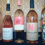 Chateau Puech Haut Cuvee Prestige 2016 of Lanquedoc, Bila-Haut Rosé 2016, Finca Wolffer Rosé 2016 of Mendoza, Nork Fork Project Rosé 2015 and Wolffer Estate Summer in a Bottle 2016.